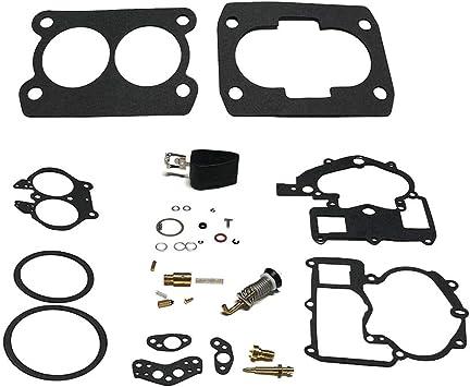 Carburetor Repair Kit Fit For Mercruiser Mercury Marine 3.0L 4.3L 5.0L 5.7L US.