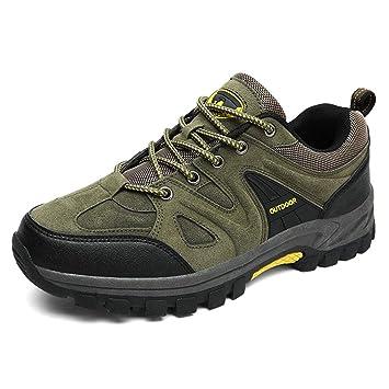da9176552feac Amazon.com: Giles Jones Mens Trekking Shoes Antiskid Breathable ...