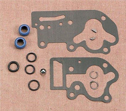 James Gasket Oil Pump Gasket/Seal Repair Kit with Metal Gaskets JGI-92-FLHR