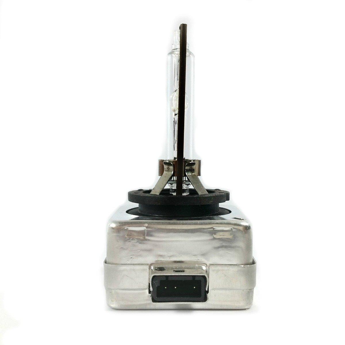 D1S W//Starter, 5000K For L26-0087 Kaper II L05-0002 HID Bulb