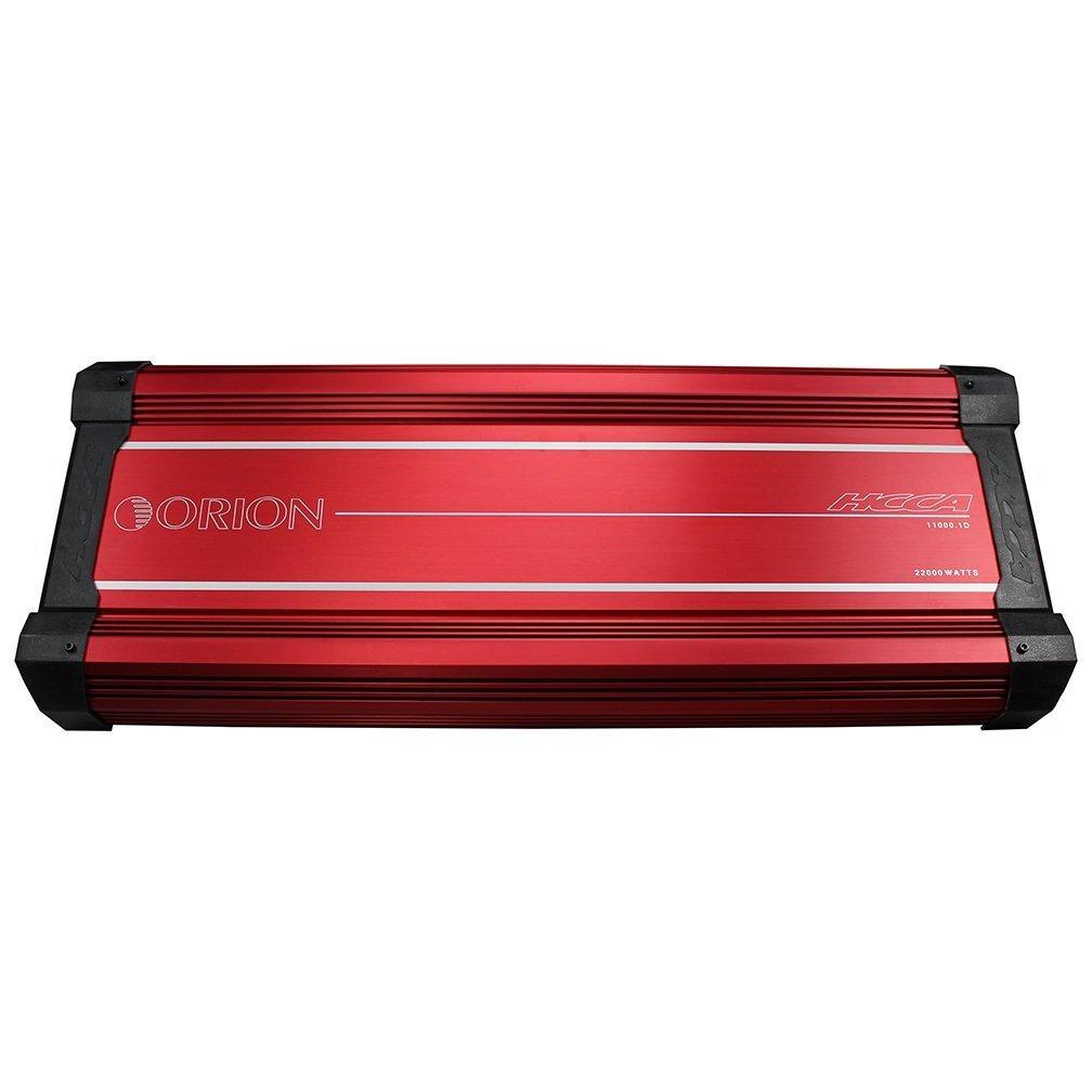 Orion hcca8000.1d competencia serie mono-channel amplificador: Amazon.es: Electrónica