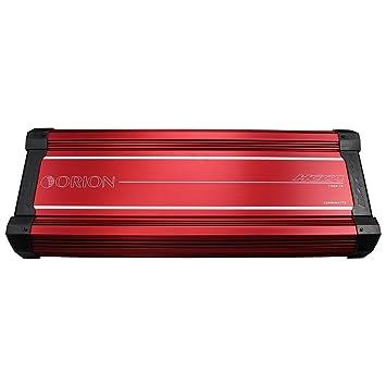 Orion hcca8000.1d competencia serie mono-channel amplificador