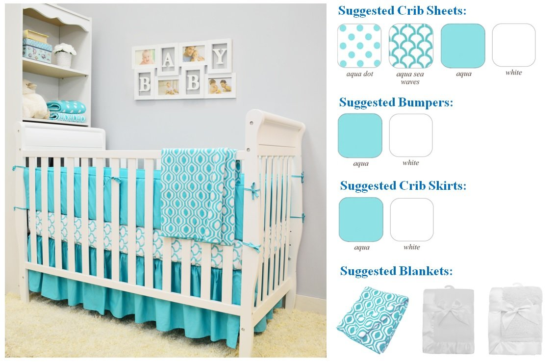 Gray Honeycomb American Baby Company 100/% Natural Cotton Percale Fitted Crib Sheet for Standard Crib and Toddler Mattresses for Boys and Girls Soft Breathable