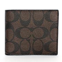 Coach Men's PVC Short Wallet