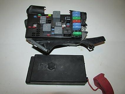amazon com 02 05 chevy venture 3 4l v6 under hood relay fuse box 02 chevy trailblazer fuse box 02 05 chevy venture 3 4l v6 under hood relay fuse box block warranty