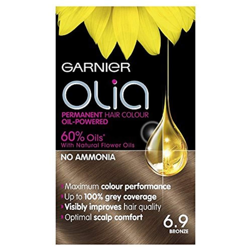 Garnier Olia Permanent Hair Dye, 5.0 Brown 104907483