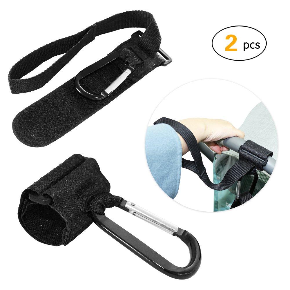 Stroller Hooks, Beberoad Multi Purpose Hook, Anti-Skid Baby Stroller Hooks, Durable Baby Accessory Fit for All Brand of Stroller, 2 Pack
