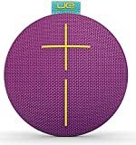 Ultimate Ears ROLL 2 Plum Wireless Portable Bluetooth Speaker...