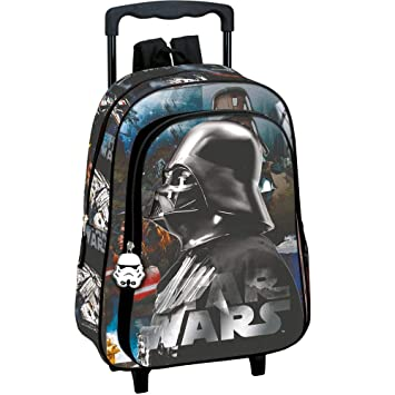 Star Wars Lord MO54484 - Mochila infantil con carro 29 cm: Amazon.es: Equipaje