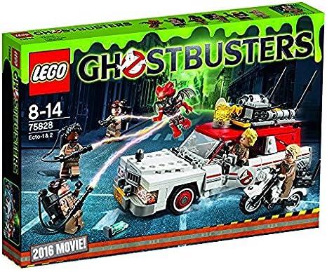 Lego Abby Yates 75828 Ecto-1 /& 2 Ghostbusters Minifigure