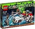 lego 75828 jeu de construction ghostbusters ecto 1 et 2 jeux et jouets. Black Bedroom Furniture Sets. Home Design Ideas