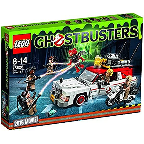 LEGO Ghostbusters Ecto-1 & 2 - Juegos de construcción: Amazon.es: Juguetes y juegos