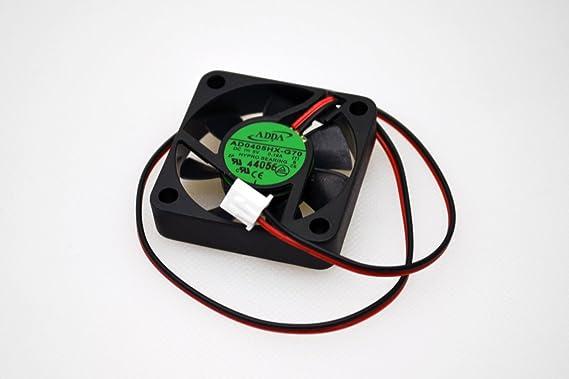ADDA AD0405LX-G70 DC 5V 0.08A 40x40x10mm quiet mini silent axial Cooling FAN