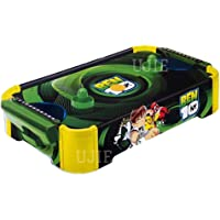 MousePotato Air Hockey Mini Table Top Hockey Game for 2 Players (B10)