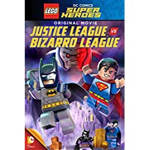 Lego: DC - Justice League Vs. Bizarro League (plus bonus features!)