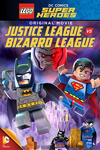 Lego: DC - Justice League Vs. Bizarro League (plus bonus features!)
