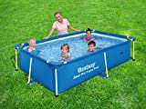 Bestway Rectangular 94 x 59 x 23 Inches Splash Frame Kids Swimming Pool | 56547