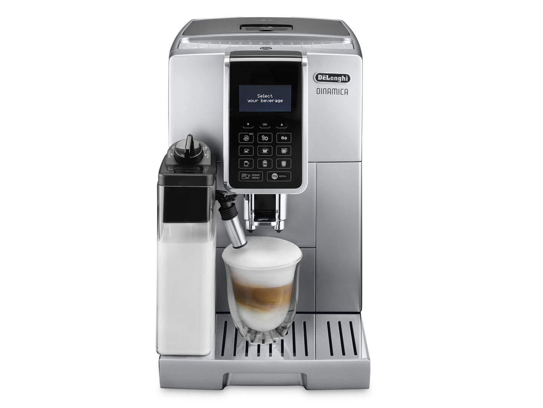 S Cafetera (Independiente, Máquina de café en cápsulas, 1,8 L, Molinillo integrado, 1450 W, Plata): Amazon.es: Industria, empresas y ciencia