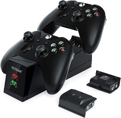 Amazon.com: YCCTEAM Xbox One - Batería recargable para Xbox ...