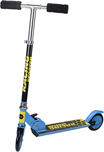 Flantor Kids Kick Scooter, Adjustable Height Handlebars and Foldable Scooter for Children