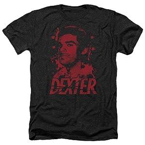 Dexter Born In Blood Mens Heather Shirt