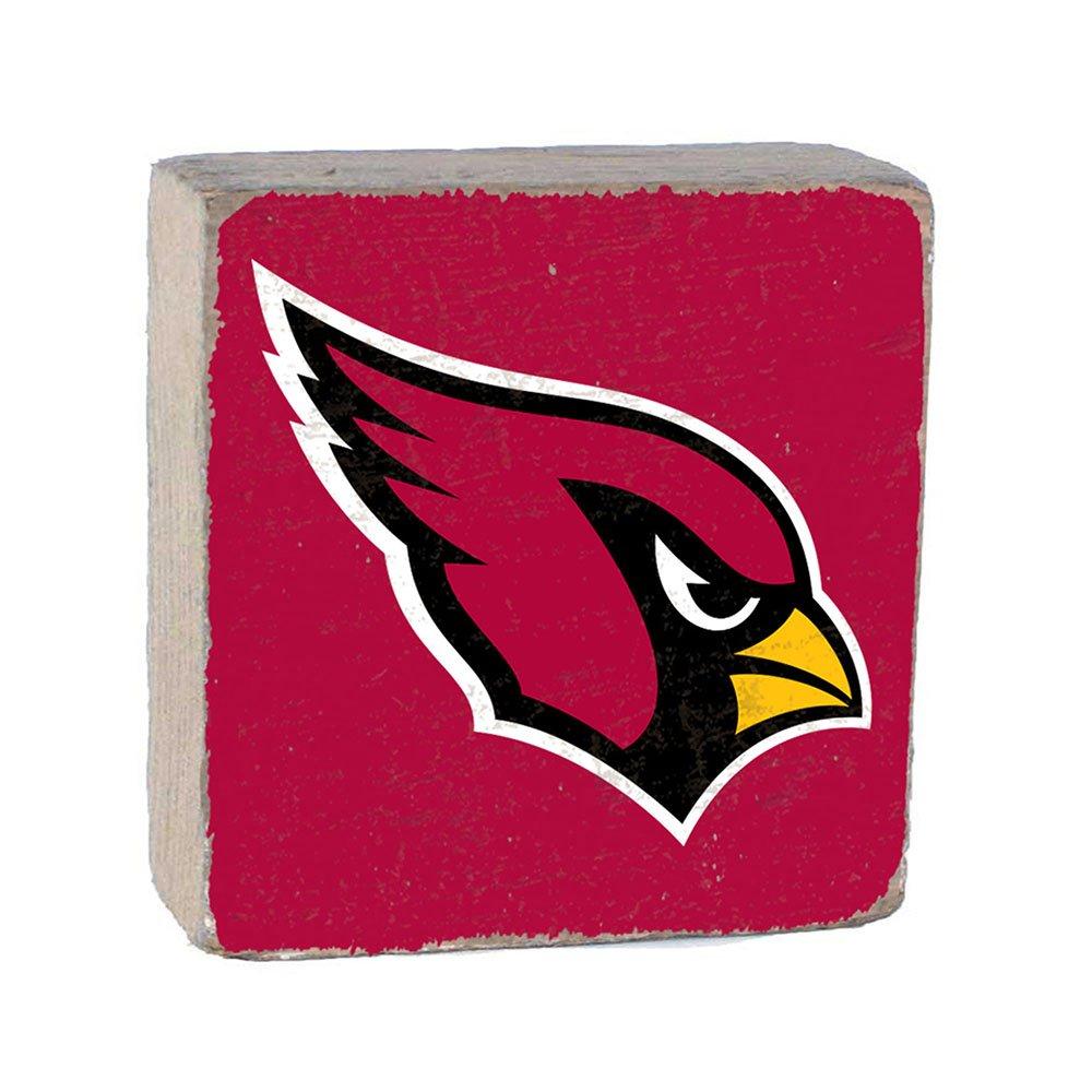 21b35bb9 Rustic Marlin Designs NFL Team Color Logo Block