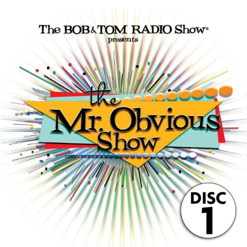 Used, The Mr. Obvious Show - Disc 1 for sale  Delivered anywhere in USA