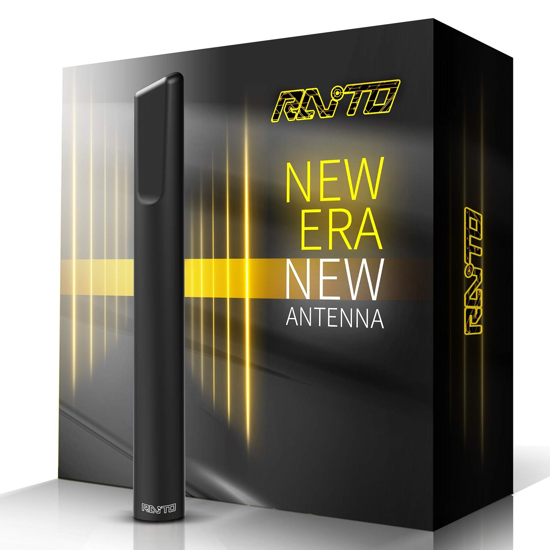 RAITO 4.8-Inch AM FM Radio Short Antenna Compatible with Ford F-150 F150 1997-2008
