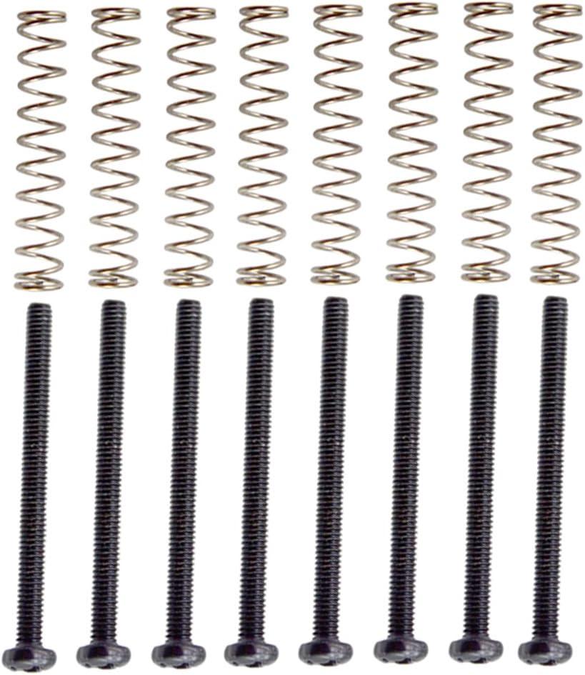 16pcs Doppia Bobina Humbucker Pickup Frame Viti Fissaggio E Molle Per Chitarra Elettrica Parti Dello Strumento Musicale