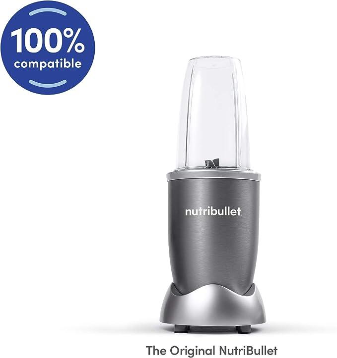 Cup und Deckel Blender Part Kit Kompatibel mit Nutri Bullet 900W Mixer Zubeh/ör Ersatz S 18Oz Niunion Mixer Part Kit