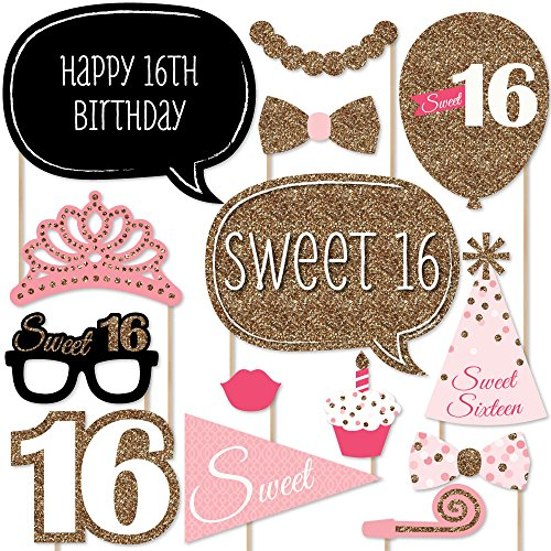 Sweet-16-Birthday-Photo-Booth-Props-Kit-20-Count