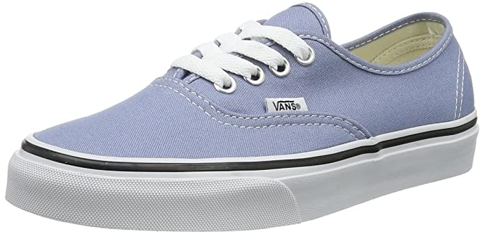 Vans Authentic Sneaker Unisex Erwachsene Blau Faded Denim