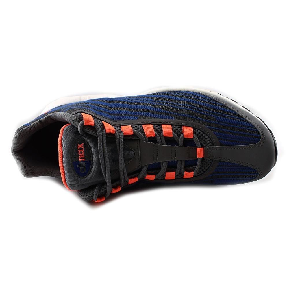 Nike Air Max 95 Jacquard Herren Schuhe Schwarz Grau 644793
