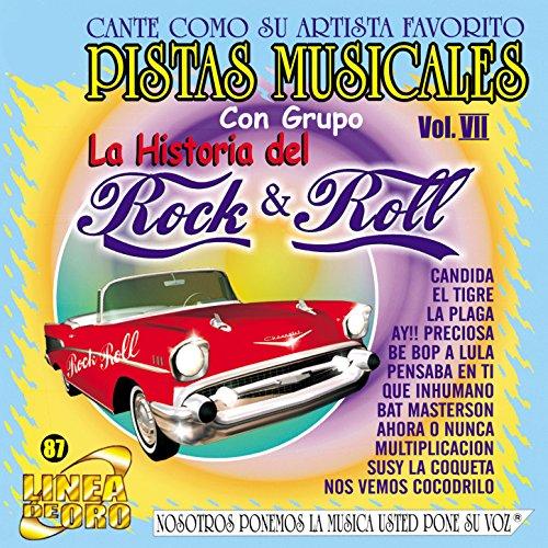 Pistas Musicales Con Grupo la Historia del Rock & Roll Vol. 7 (Roll Pista)