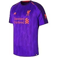 Camisa de Time New Balance Liverpool FC Home SS Jersey   Masculino