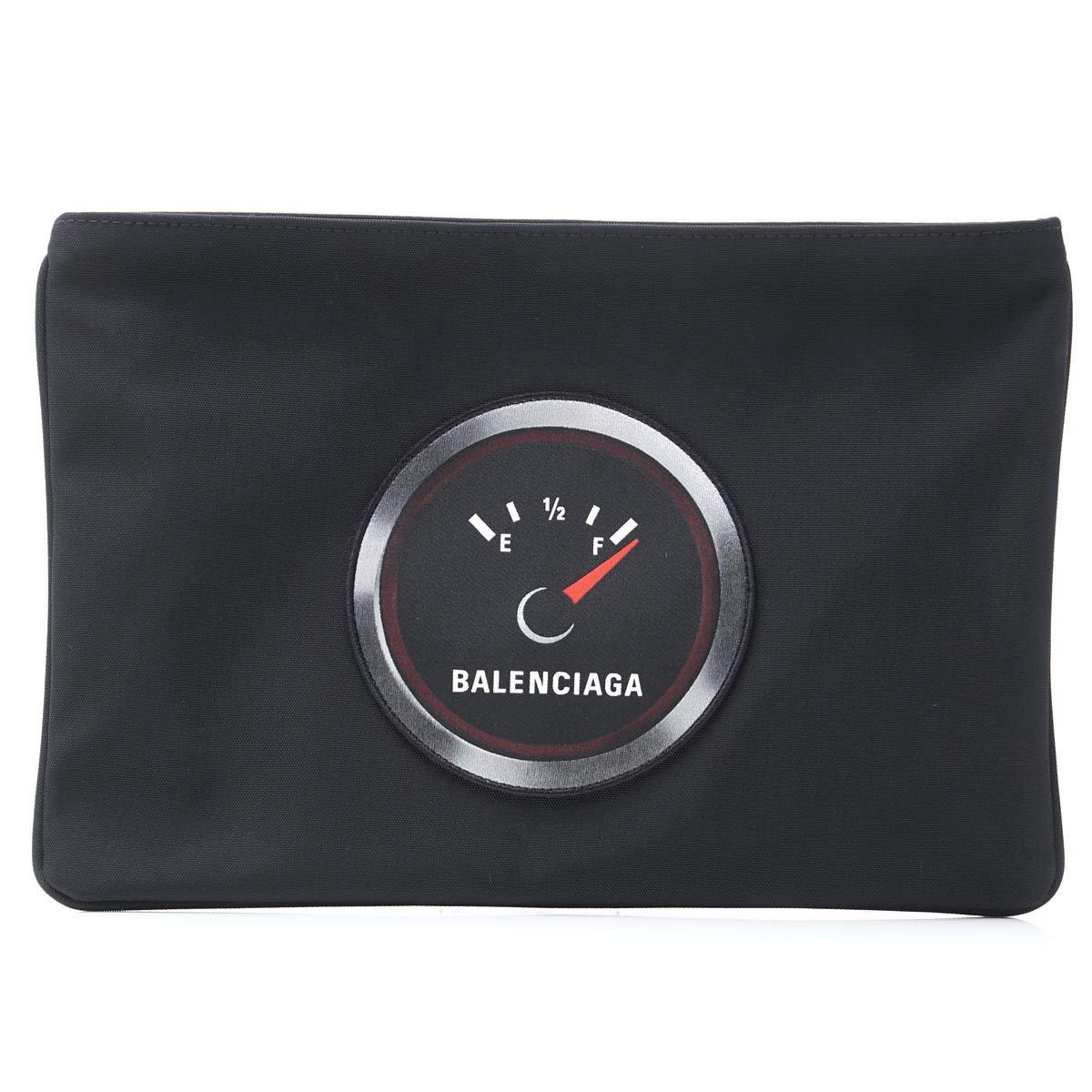 (バレンシアガ) BALENCIAGA クラッチバッグ EXPLORER POUCH エクスプローラー ポーチ [並行輸入品] B07RC6Y3WM