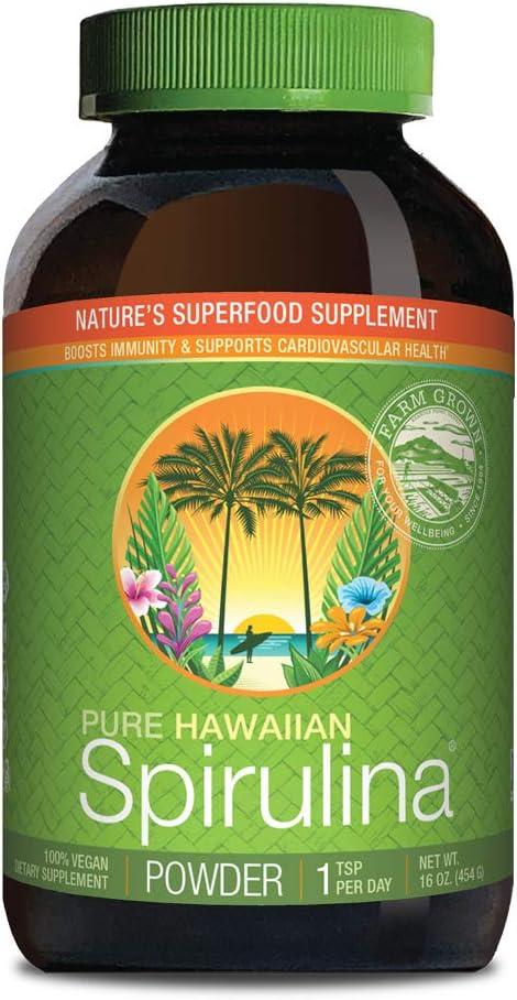 Nutrex Hawaii Spirulina Powder - Vegan
