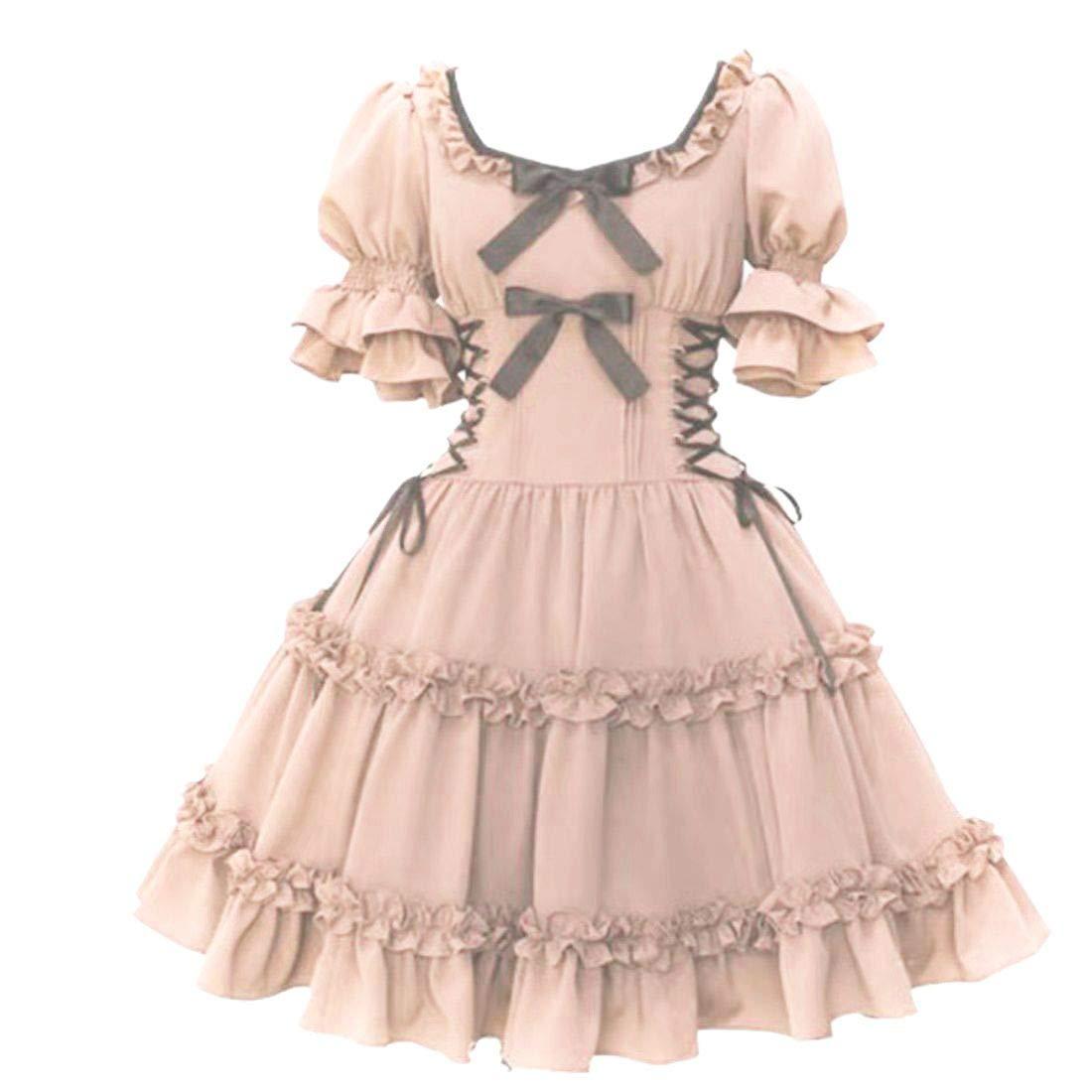Momo Plus Size Womens Multi Layers Classic Sweet Lolita ...