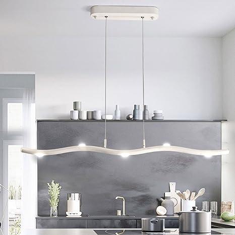 15 W LED Lámpara colgante ramas Diseño Moderno 5 de techo ...