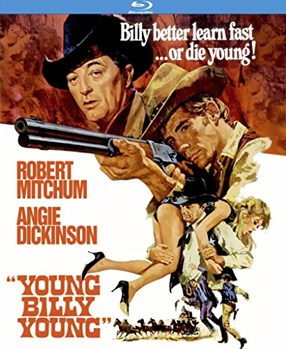 Young Billy Young [Blu-ray]