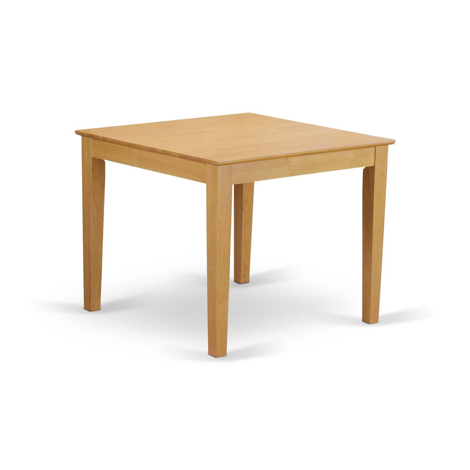 East West Furniture OXT-Oak-T Oxford Square Dining Table
