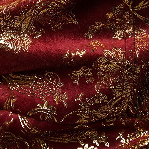 giacca Elegante Smoking Di Qualità Da Alta Blusa Primavera Toamen Sera Abito Autunno Rosso Cappotto Stile Con Irregolare Classiche E Uomo Medioevo q1Sfnd