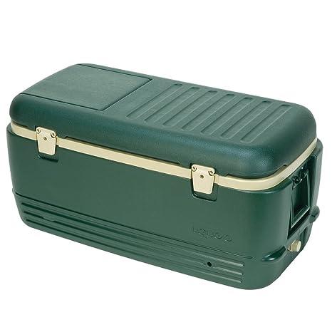 Nevera portátil Igloo helados Sportsman 100 QT verde: Amazon.es ...