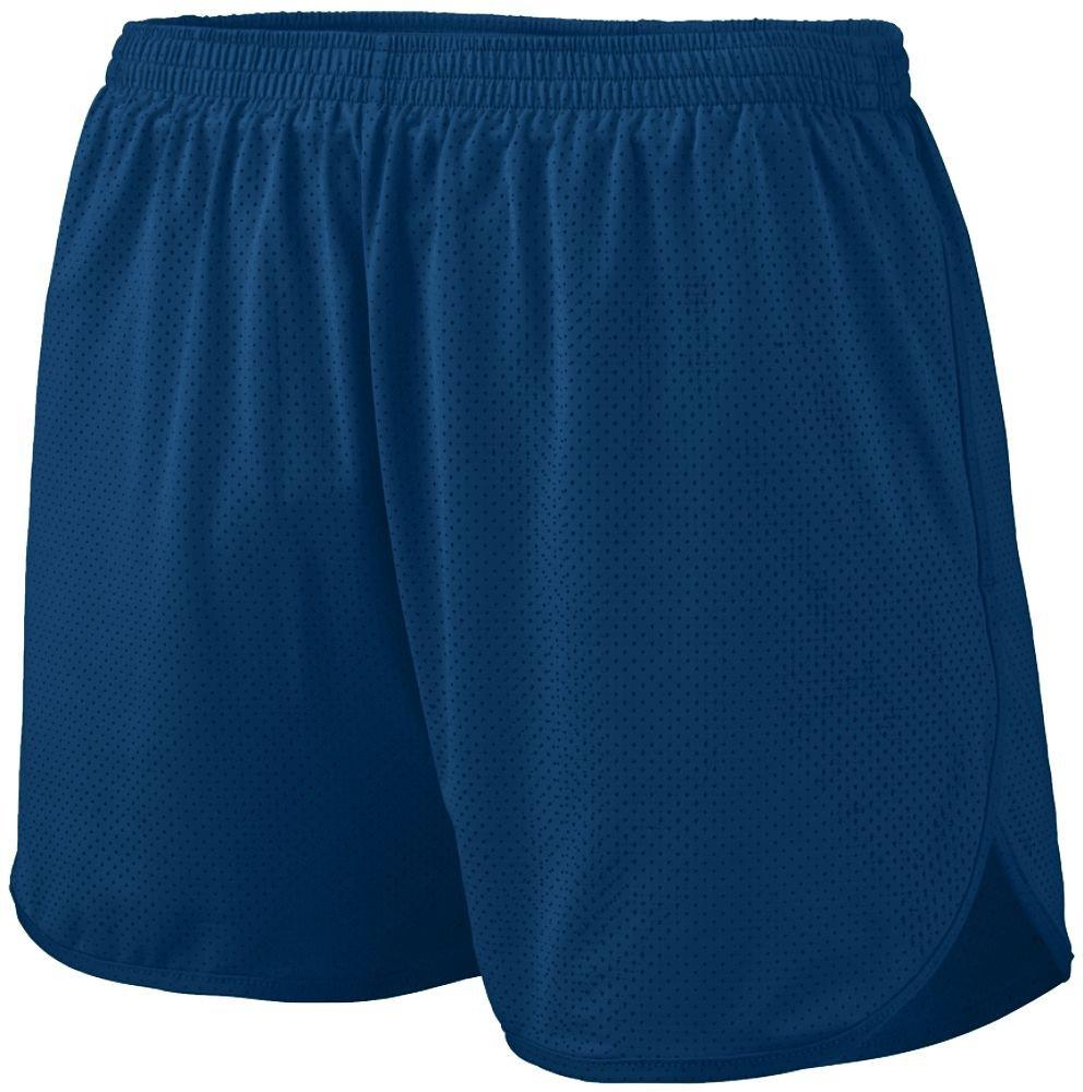 Augusta Sportswear Boys' Solid Split Short S Navy by Augusta Sportswear