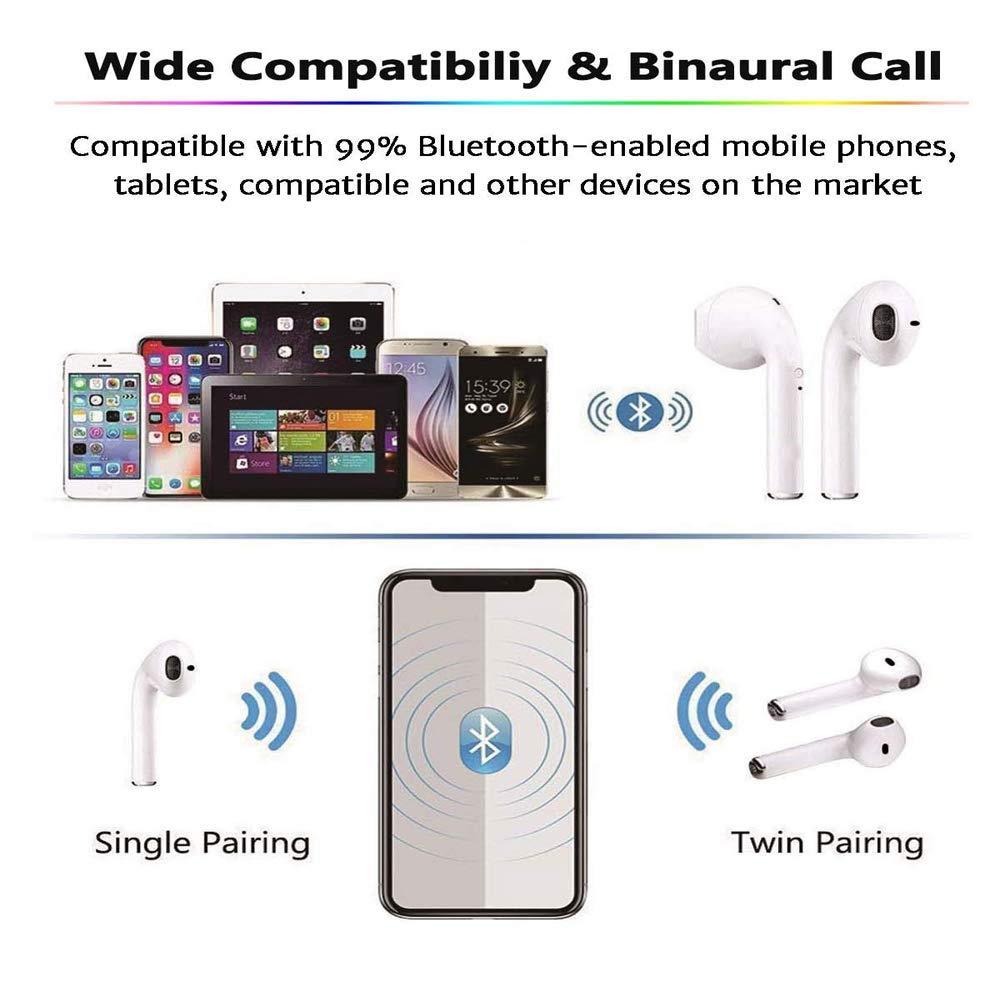 Amazon com: Bluetooth Wireless Headphones, Intelligent
