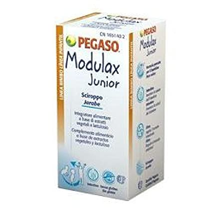 (5255)  PEGASO MODULAX JUNIOR SCIROPPO 100ML