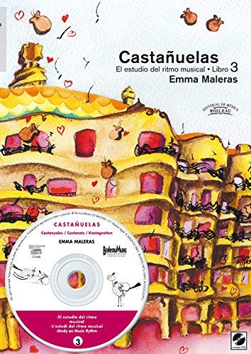 Descargar Libro Castanyoles. L'estudi Del Ritme Musical: Castanyoles. Llibre 3: L'estudi Del Ritme Musical Emma Maleras
