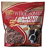Sportmix Wholesomes Basted Biscuit With Smoky Baco...