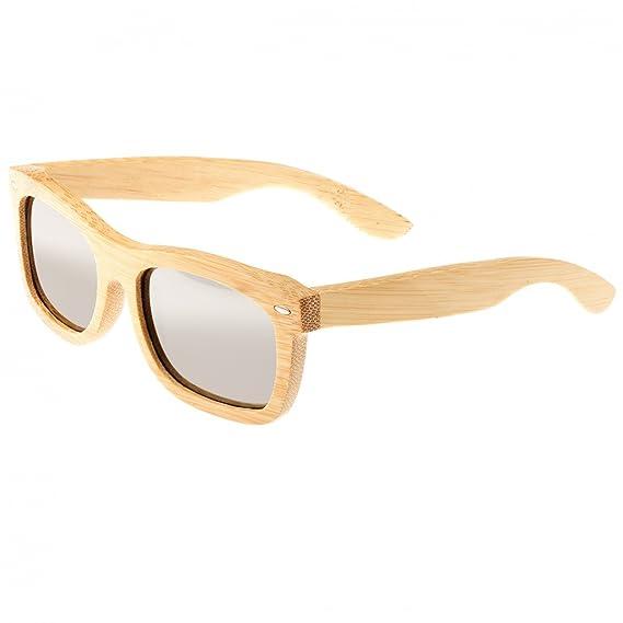 Amazon.com: Tierra Madera – Gafas de sol, Color Portsmouth ...