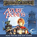 Azure Bonds: Forgotten Realms: Finder's Stone, Book 1 | Kate Novak,Jeff Grubb